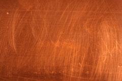 distressed copper finish